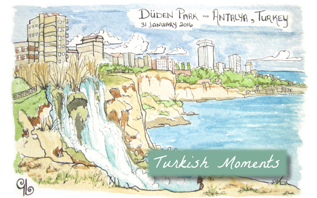 Postcards from Turkey