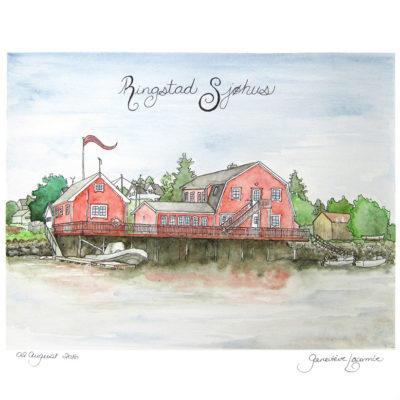 'Ringstad Sjøhus'